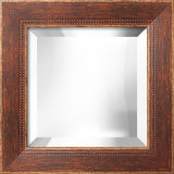 12x12 Bevel Mirror Wall Mirror