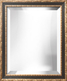 Alexandra Wide Mirror Decorative Mirror