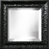 12x12 Bevel Mirror Decorative Mirror