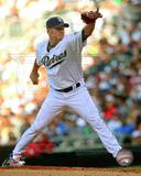 San Diego Padres - Jake Peavy Photo Photo