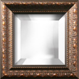 8x8 bevel mirror Wall Mirror