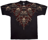 Fantasy - Brain Chain T-shirts