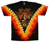 AC/DC - Angus Lightning Shirts