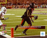 Michael Crabtree Texas Tech Photo