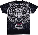 White Tiger Stare T-shirts