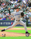Roy Halladay - 2009 Pitching Action Photo