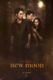 Filmposter Twilight, New Moon, 2009 Affiches