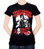 Juniors: Rocky Horror Picture Show - Thrills and Chills T-Shirt