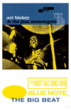 Art Blakey The Big Beat Masterprint