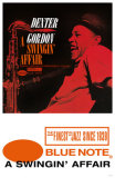 Dexter Gordon A Swinging Affair Masterprint