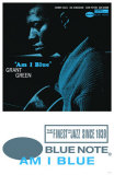 Grant Green Am I Blue Masterprint