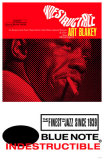 Art Blakey Indestructible Masterprint