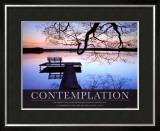 Contemplation Print