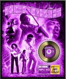 Jimi Hendrix Framed Memorabilia