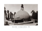 The Brown Derby, Los Angeles, California, 1932 Giclee Print