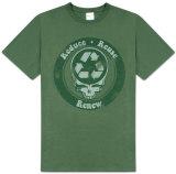 Grateful Dead - Reduce, Reuse, Renew T-shirts