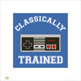 Nintendo: Classically Trained Posters