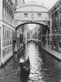 Venice Canal Poster by Cyndi Schick