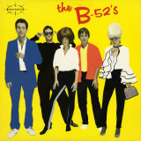 The B-52's Julisteet