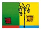 La Boca, Buenos Aires I Art by Dan Leffel