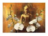 Samadhi I Poster par Wei Ying-wu