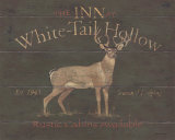 White Tail Hollow Prints by Stephanie Marrott