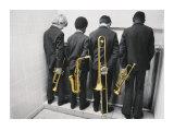 The Band, c.1973 Plakater av Frank Barrat