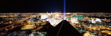 View of a City from Mandalay Bay Resort and Casino, Las Vegas, Clark County, Nevada, USA Photographic Print by  Panoramic Images