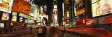 Buildings in a City, Broadway, Times Square, Midtown Manhattan, Manhattan, New York City, New York Photographic Print by  Panoramic Images