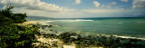 Rocks on the Beach, Leftovers Beach Park, North Shore, Oahu, Hawaii, USA Photographic Print by  Panoramic Images