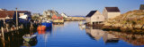 Fishing Village of Peggy's Cove, Nova Scotia, Canada Photographic Print by  Panoramic Images