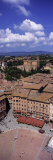 View of Buildings in a City, Piazza Del Campo, Siena, Siena Province, Tuscany, Italy Photographic Print by  Panoramic Images