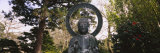 Statue of Buddha in a Park, Japanese Tea Garden, Golden Gate Park, San Francisco, California, USA Photographic Print by  Panoramic Images