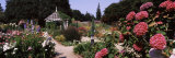 Gazebo in a Garden, Elizabeth F. Gamble Garden, Palo Alto, Silicon Valley, California, USA Photographic Print by  Panoramic Images