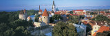 View of a Town, Tallinn, Estonia Photographic Print by  Panoramic Images