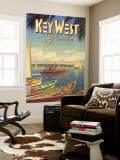 Key West Florida Wall Mural