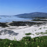 Eriskay, Outer Hebrides, Scotland, United Kingdom, Europe Photographic Print by David Lomax