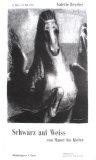Schwarz auf Weiss Collectable Print by Odilon Redon