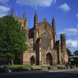 Hereford Cathedral, Hereford, Herefordshire, England, United Kingdom, Europe Photographic Print by Roy Rainford