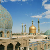 Holy City of Qom, Iran, Middle East Photographic Print by Robert Harding