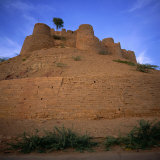 12th Century Desert Fort, Jaisalmer, Rajasthan State, India Photographic Print by Jeremy Bright