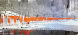 The Gates New York Prints by  Christo
