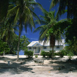 Typical Cottage on the North Side of Grand Cayman, Cayman Islands, West Indies, Caribbean Photographic Print by Ruth Tomlinson