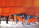 The Gates, New York Prints by Christo 