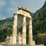 Delphi, UNESCO World Heritage Site, Greece, Europe Photographic Print by Robert Harding