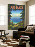 Lake Tahoe Wall Mural