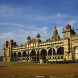 Maharaja's Palace, Mysore, Karnataka State, India Photographic Print by Rolf Richardson