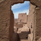 Ancient Walls of Yazd, Iran, Middle East Photographic Print by Robert Harding