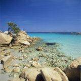 Capriccioci, Costa Smeralda, Sardinia, Italy, Mediteranean, Europe Photographic Print by John Miller