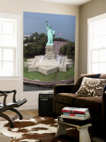 Statue of Liberty, New York City, New York Wall Mural